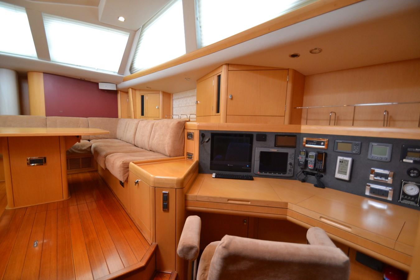 2009 OYSTER YACHTS  Cruising Sailboat 2448326