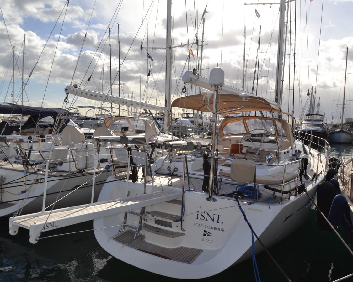 2009 OYSTER YACHTS  Cruising Sailboat 2448332