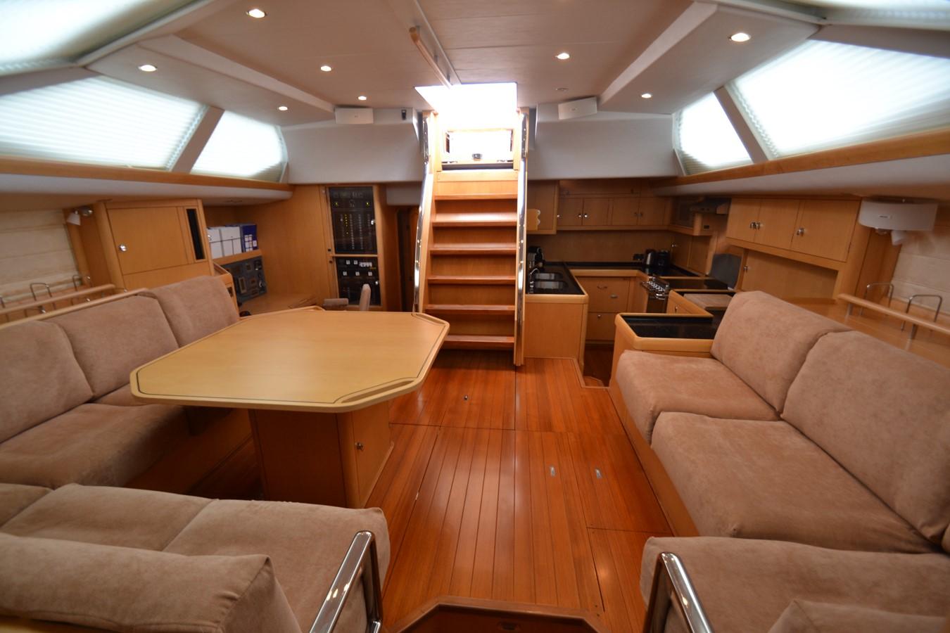 2009 OYSTER YACHTS  Cruising Sailboat 2448334