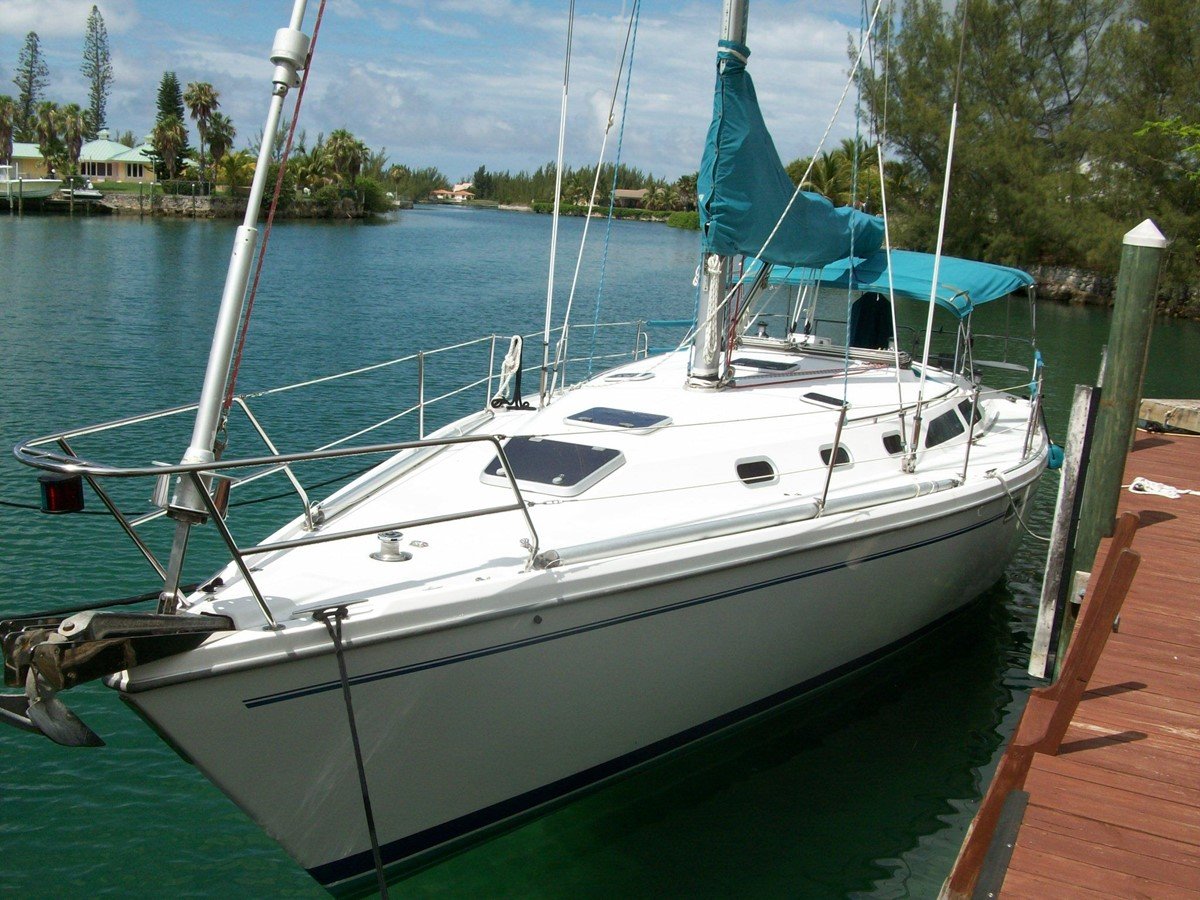 2001 CATALINA MKII Cruising Sailboat 2448787