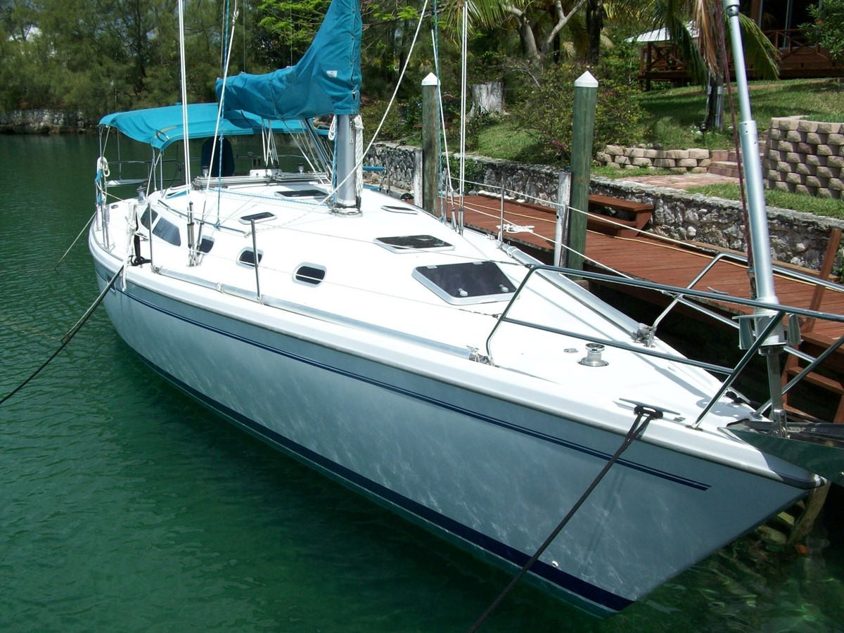 2001 CATALINA MKII Cruising Sailboat 2448788
