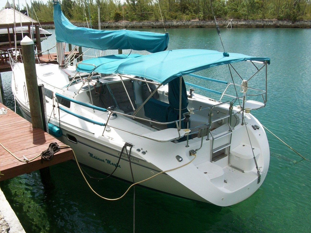 2001 CATALINA MKII Cruising Sailboat 2448789