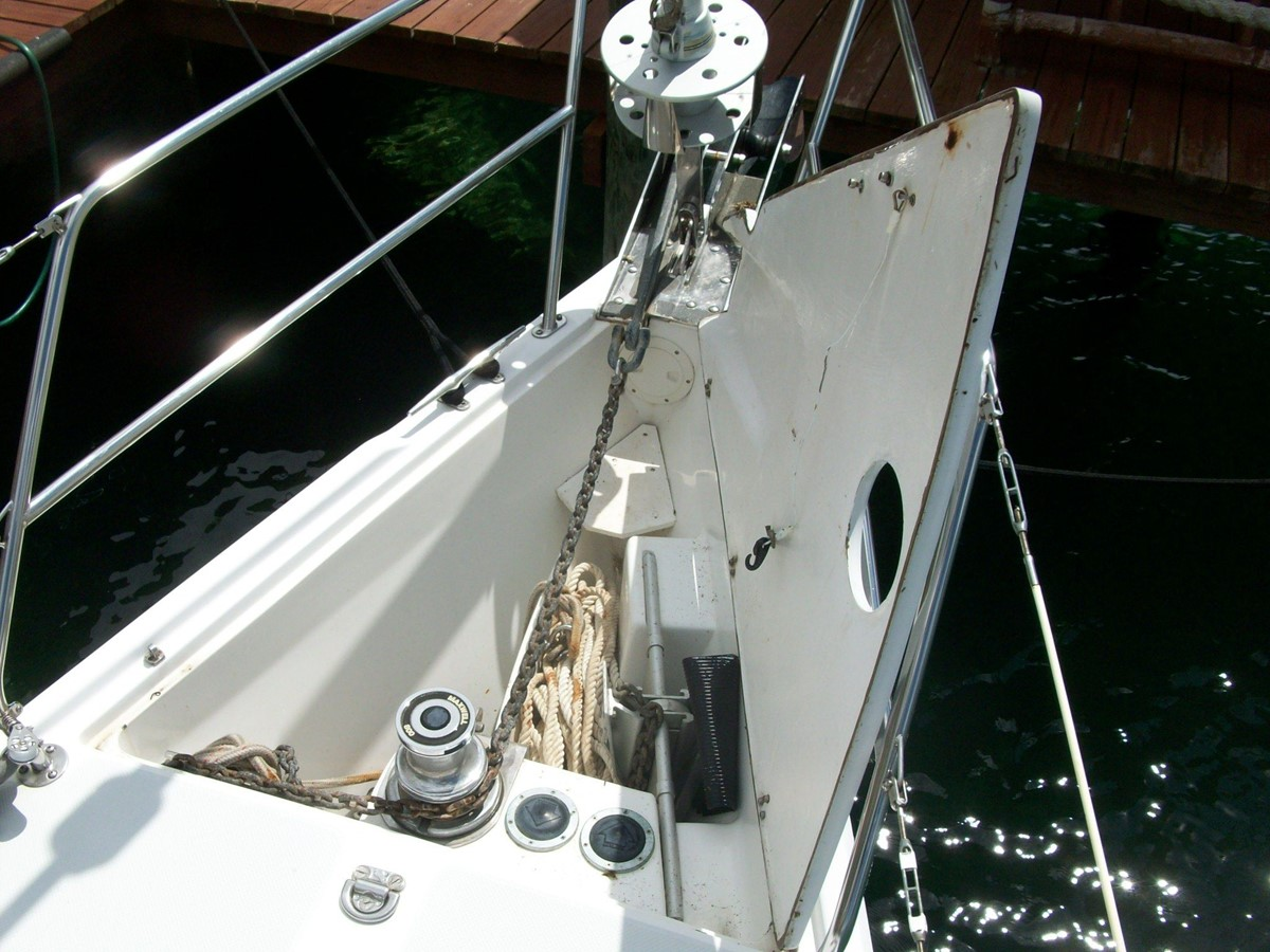 2001 CATALINA MKII Cruising Sailboat 2448792