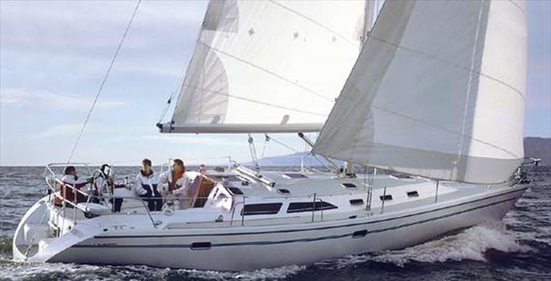 2001 CATALINA MKII Cruising Sailboat 2448786
