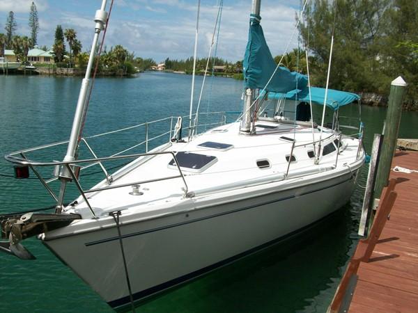 2001 CATALINA MKII Cruising Sailboat 2448787