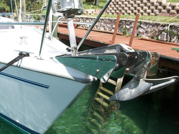 2001 CATALINA MKII Cruising Sailboat 2448790