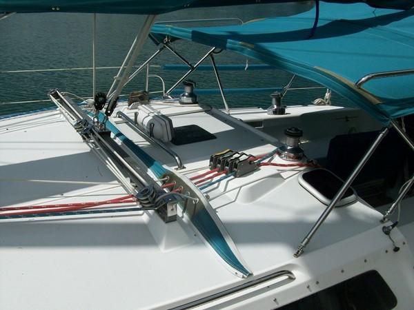 2001 CATALINA MKII Cruising Sailboat 2448791