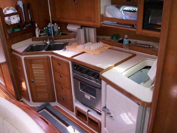 2001 CATALINA MKII Cruising Sailboat 2448796