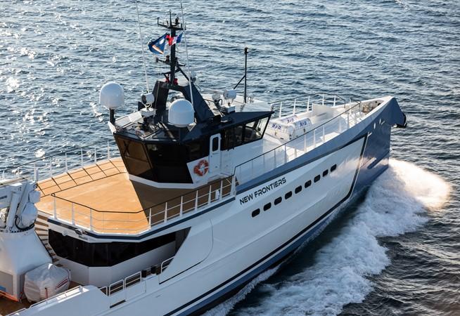 2017 DAMEN  Mega Yacht 2451143