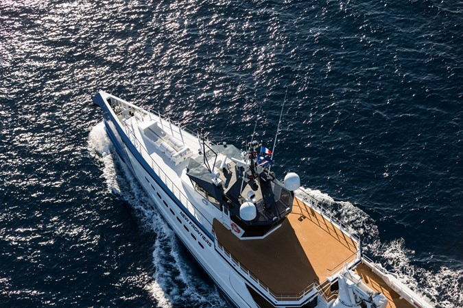 2017 DAMEN  Mega Yacht 2451144