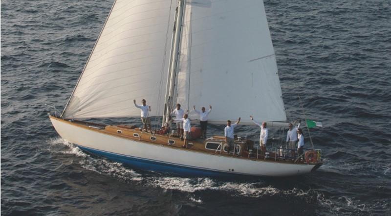 1948 CUSTOM Wood cutter Classic Yacht 2448373