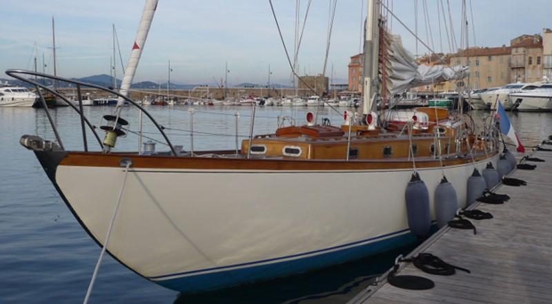 1948 CUSTOM Wood cutter Classic Yacht 2448374