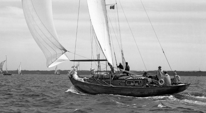 1948 CUSTOM Wood cutter Classic Yacht 2448375