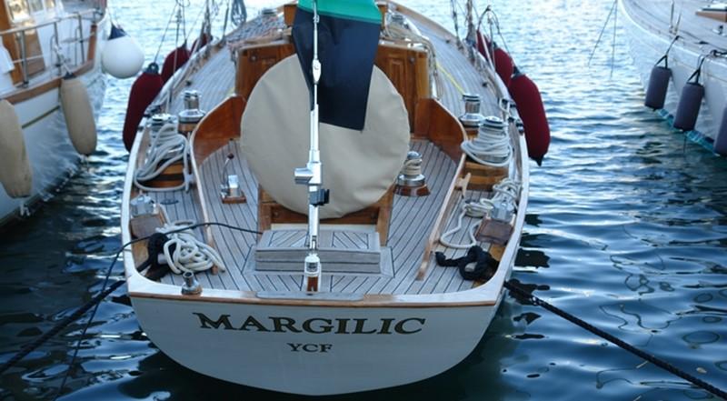 1948 CUSTOM Wood cutter Classic Yacht 2448376