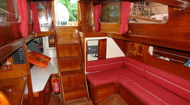 1948 CUSTOM Wood cutter Classic Yacht 2448377