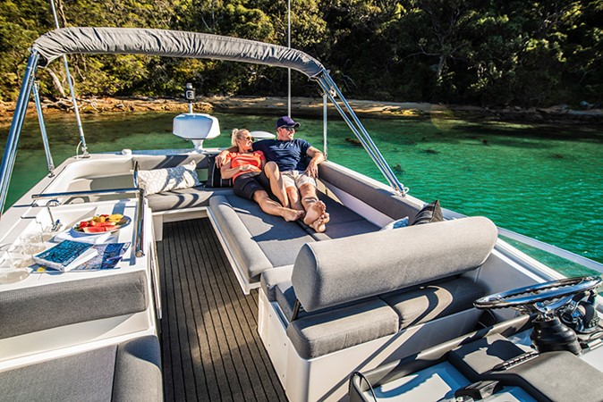 2020 RIVIERA 39 Sports Motor Yacht Motor Yacht 2448599