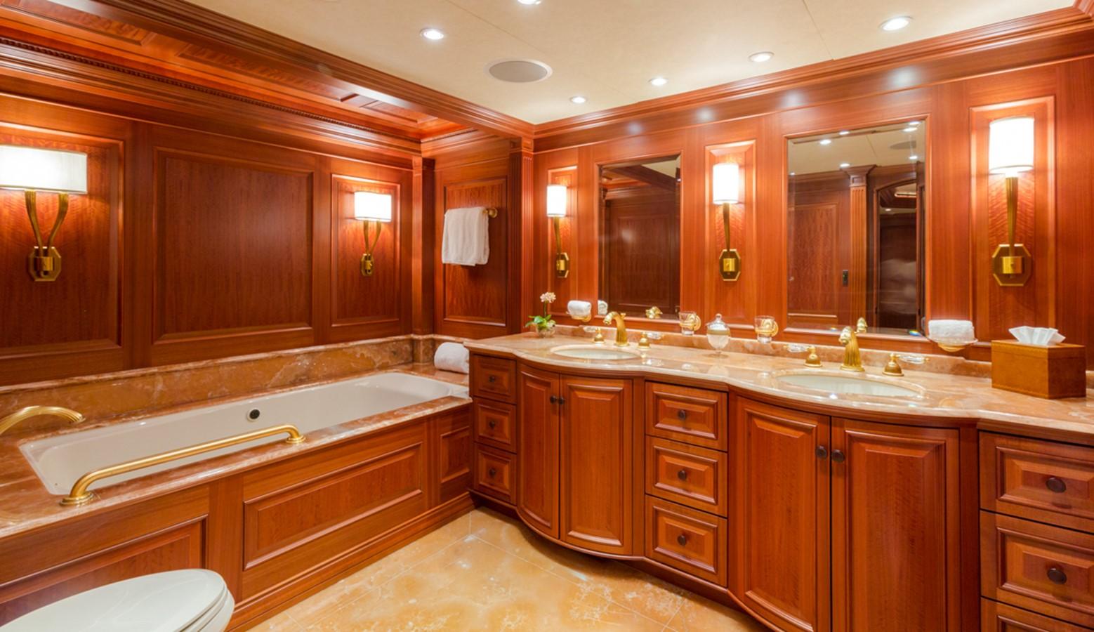 Master Bathroom  2006 BURGER  Motor Yacht 2449239