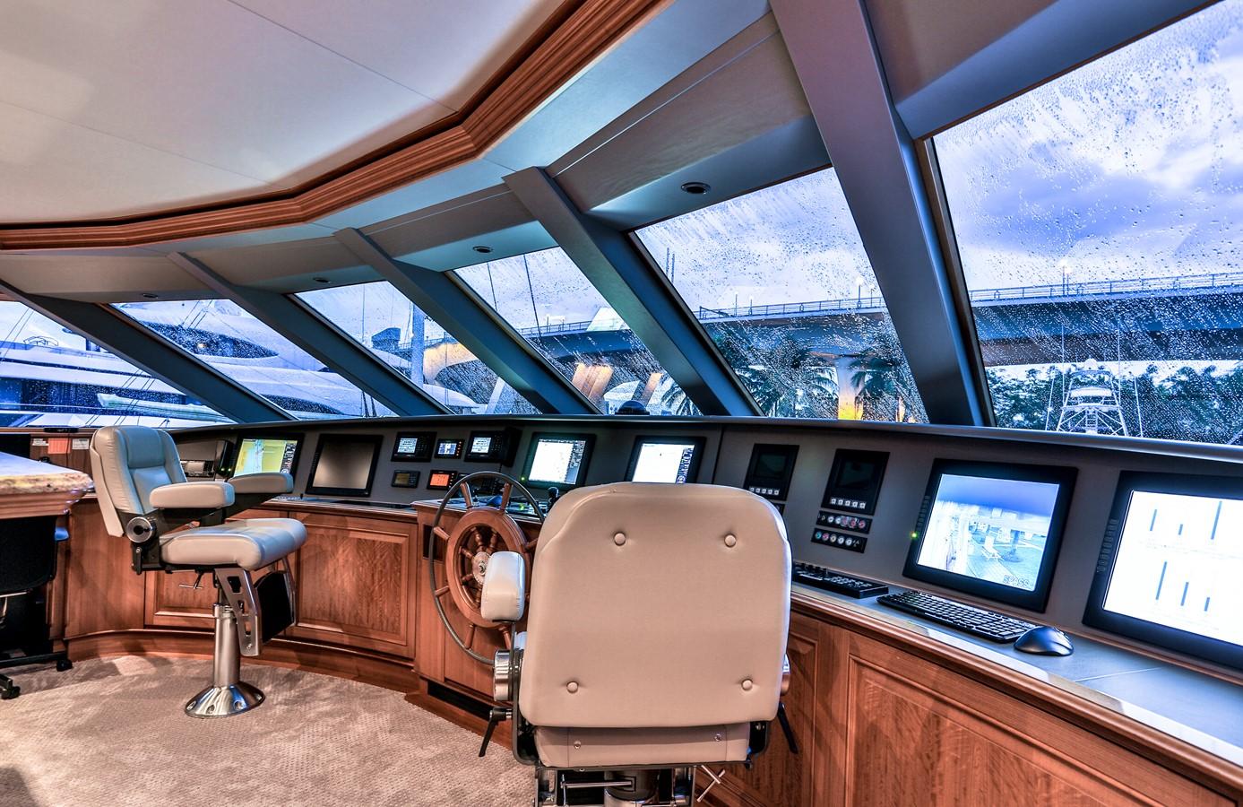 Wheelhouse 2006 BURGER  Motor Yacht 2580106