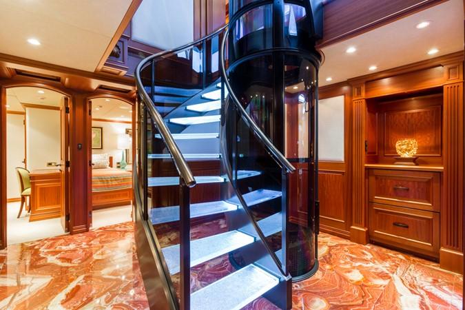 Guest Foyer 2006 BURGER  Motor Yacht 2449173