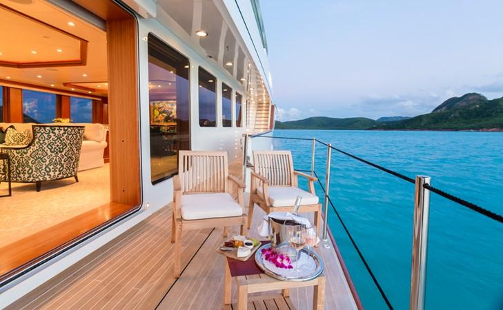 Main Salon Balcony 2006 BURGER  Motor Yacht 2449177