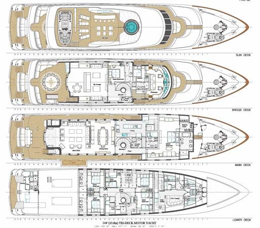 2006 BURGER  Motor Yacht 2451166