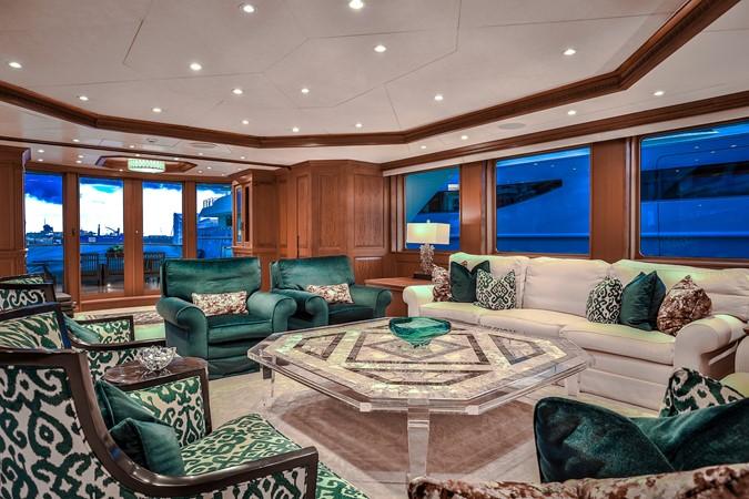 Main Salon  2006 BURGER  Motor Yacht 2580099