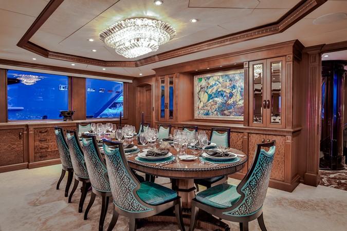 Dining Room 2006 BURGER  Motor Yacht 2580108