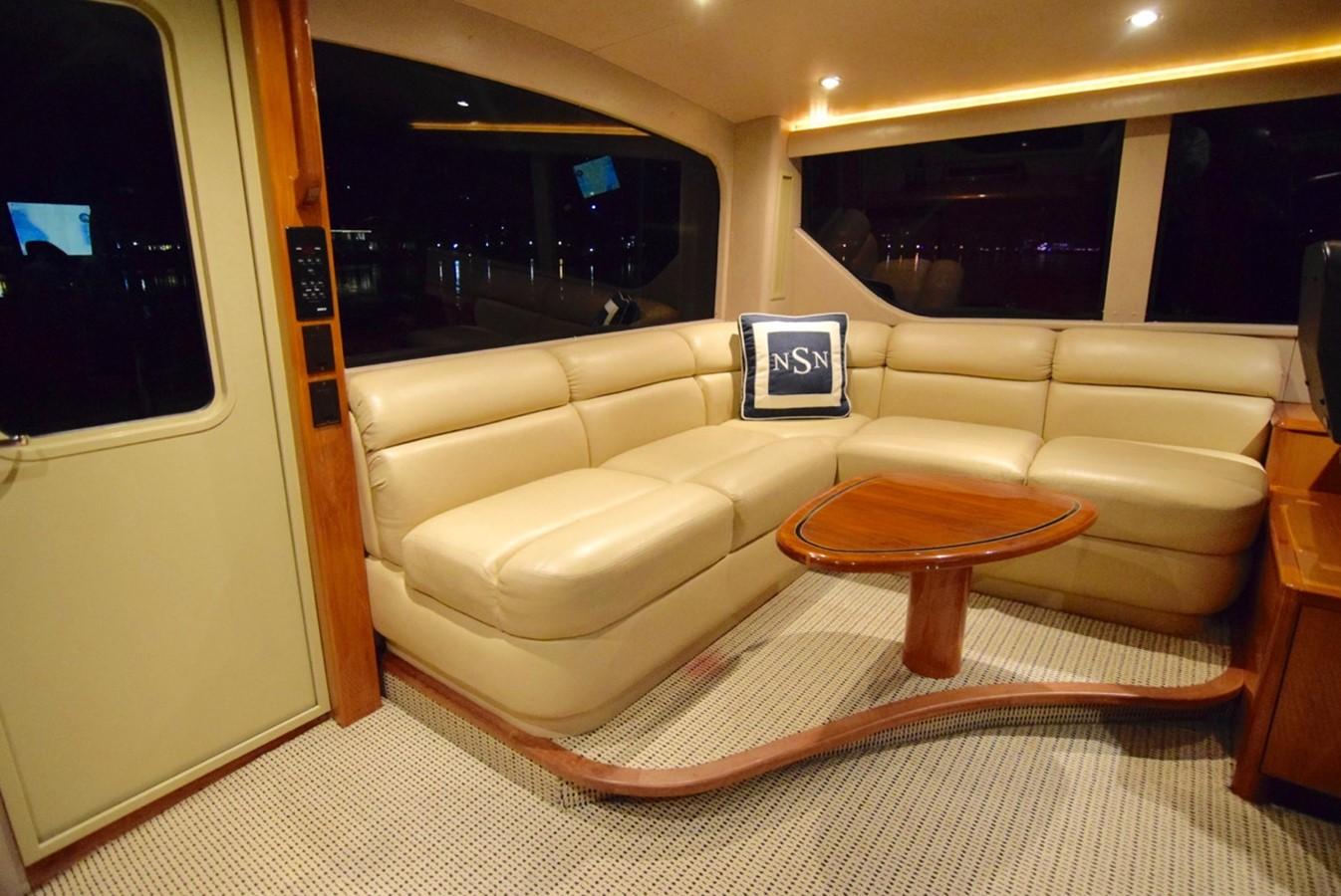 Pilothouse 2001 VIKING Enclosed Bridge Motor Yacht 2449298