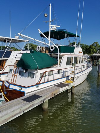 Hanusia 1991 GRAND BANKS Classic Trawler 2451948