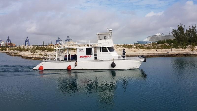 1992 CORINTHIAN Passenger / Dive Boat Catamaran 2451487