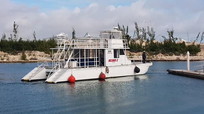 1992 CORINTHIAN Passenger / Dive Boat Catamaran 2451488