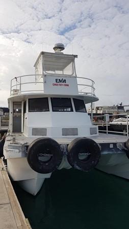 1992 CORINTHIAN Passenger / Dive Boat Catamaran 2451489