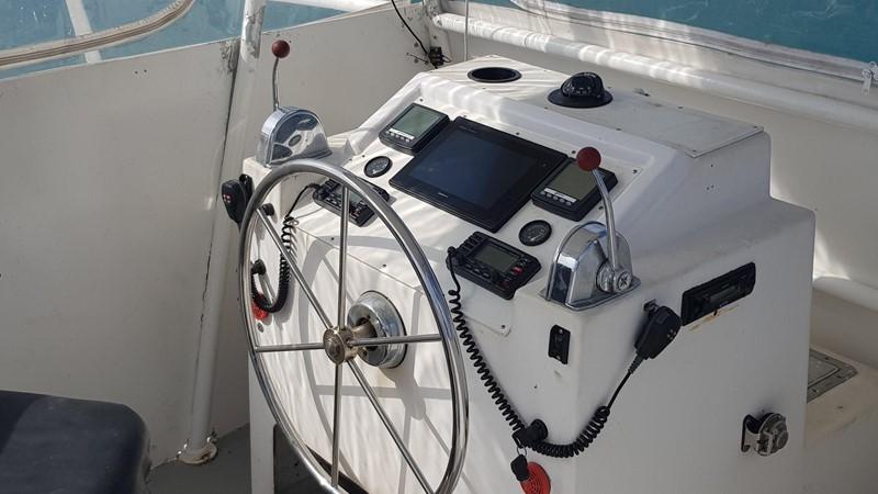 1992 CORINTHIAN Passenger / Dive Boat Catamaran 2451490