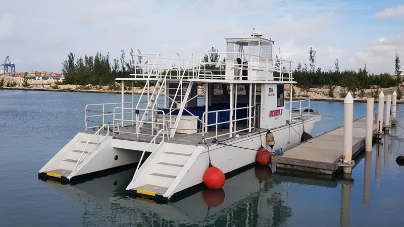 1992 CORINTHIAN Passenger / Dive Boat Catamaran 2451492