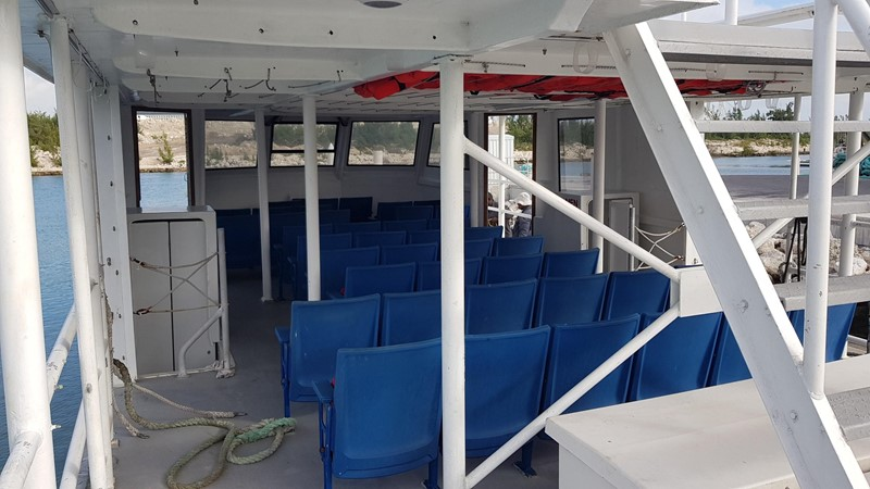 1992 CORINTHIAN Passenger / Dive Boat Catamaran 2451501
