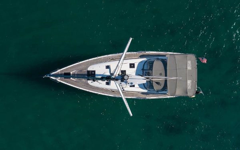 2017 JEANNEAU 54 Cruising/Racing Sailboat 2451656