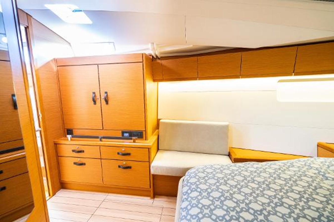 2017 JEANNEAU 54 Cruising/Racing Sailboat 2451661