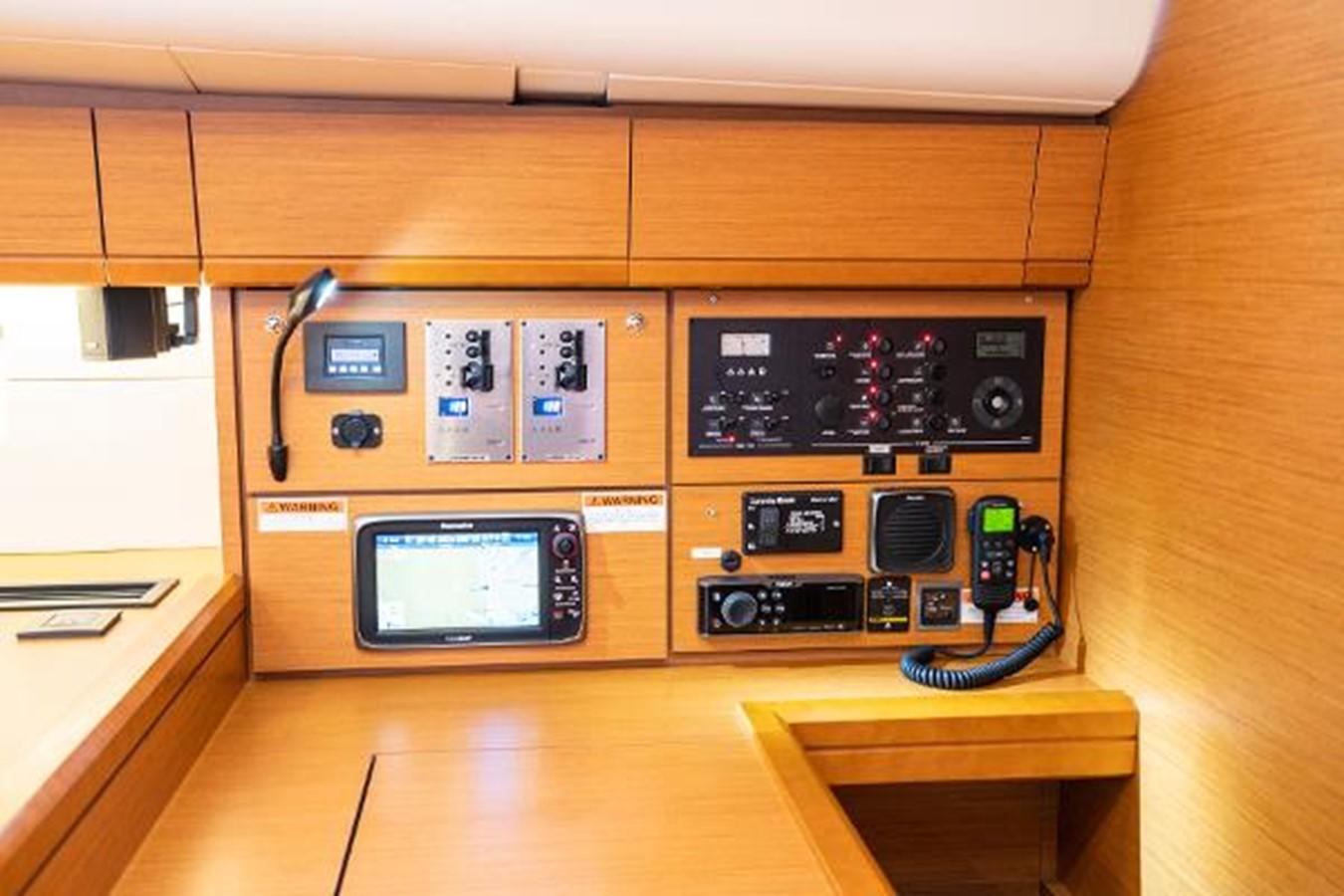 2017 JEANNEAU 54 Cruising/Racing Sailboat 2451673