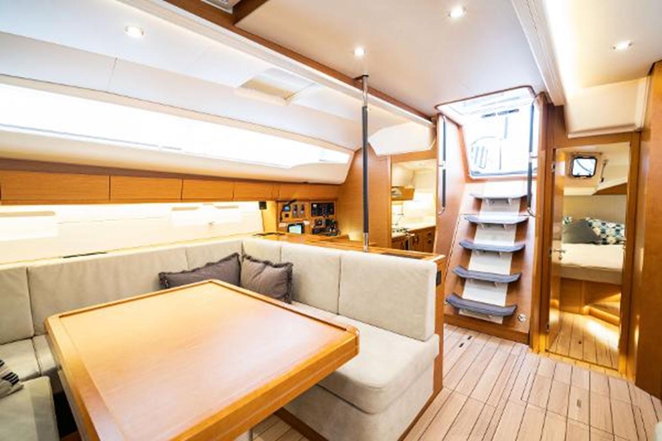 2017 JEANNEAU 54 Cruising/Racing Sailboat 2451675