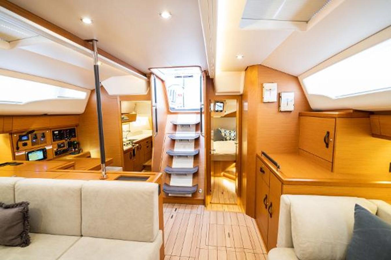 2017 JEANNEAU 54 Cruising/Racing Sailboat 2451676