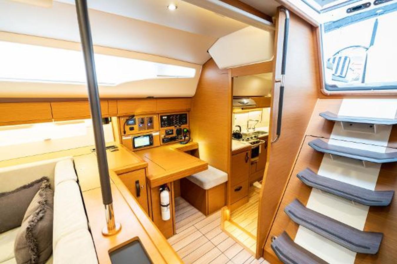 2017 JEANNEAU 54 Cruising/Racing Sailboat 2451677