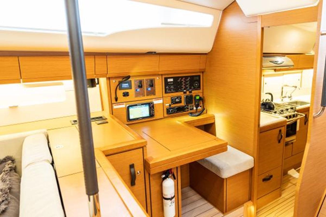 2017 JEANNEAU 54 Cruising/Racing Sailboat 2451678