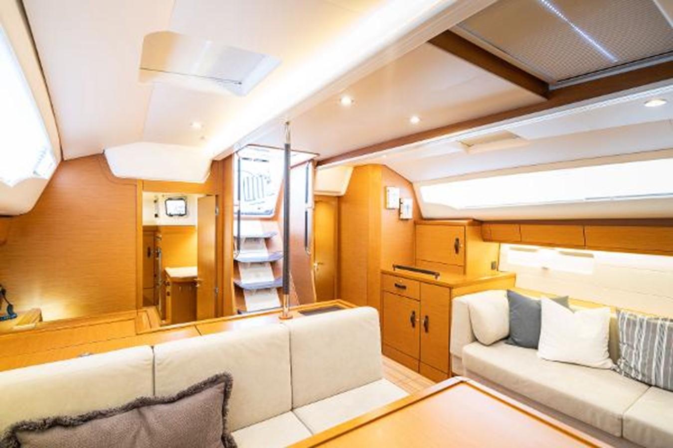 2017 JEANNEAU 54 Cruising/Racing Sailboat 2451682