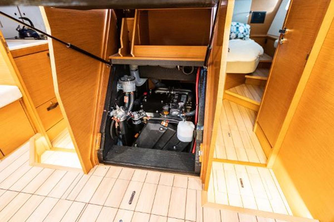 2017 JEANNEAU 54 Cruising/Racing Sailboat 2451685
