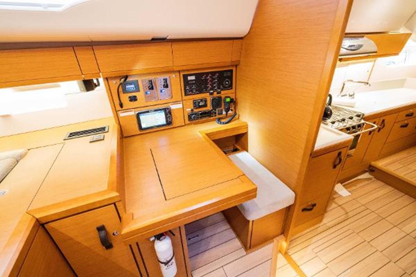 2017 JEANNEAU 54 Cruising/Racing Sailboat 2451691