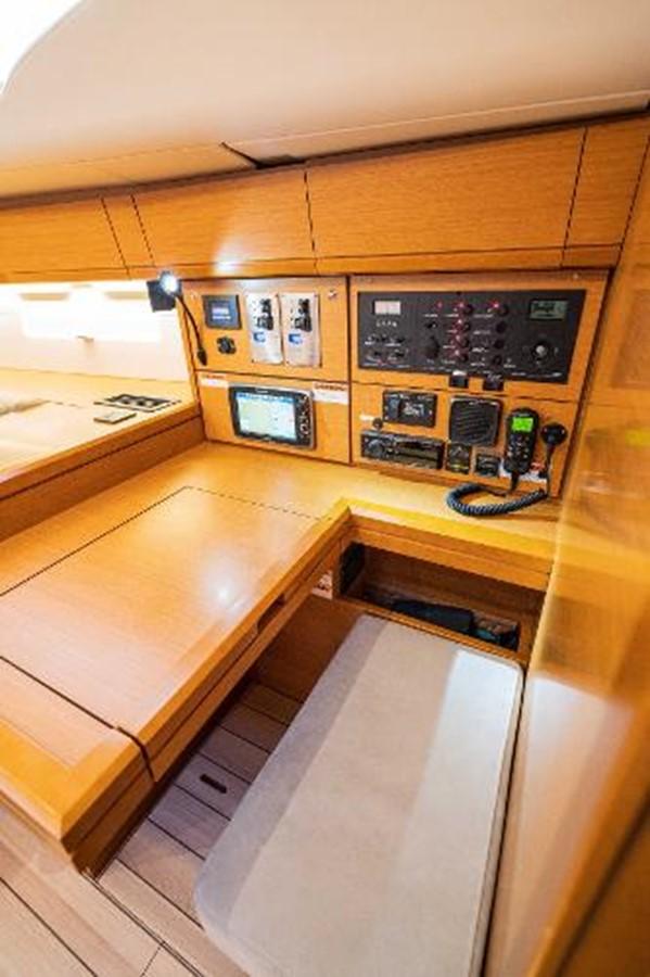 2017 JEANNEAU 54 Cruising/Racing Sailboat 2451692