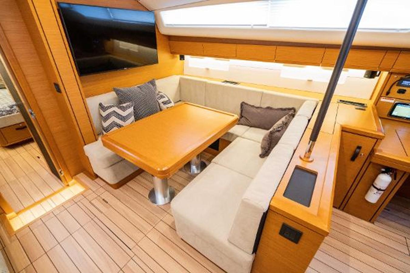 2017 JEANNEAU 54 Cruising/Racing Sailboat 2451693
