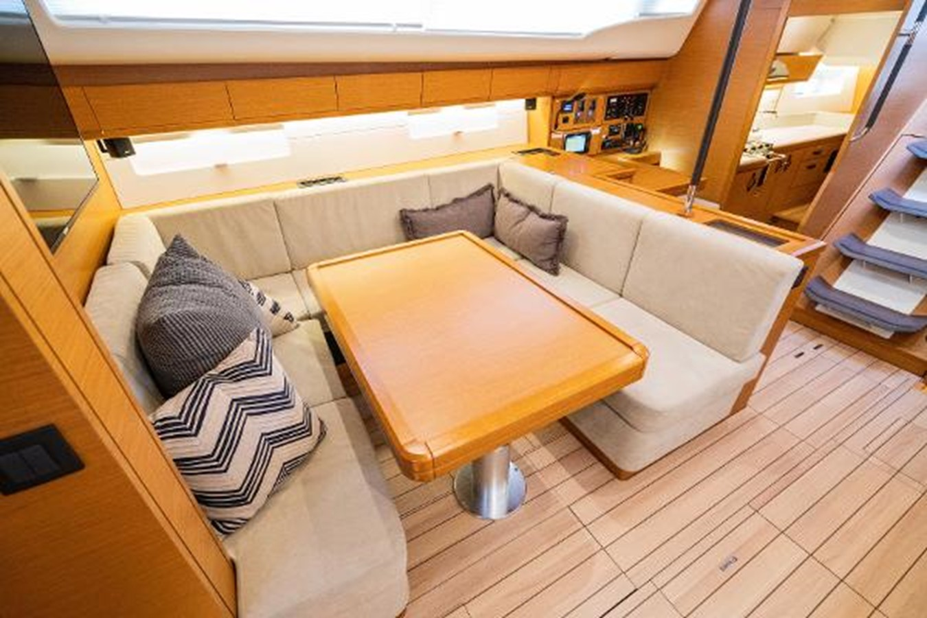 2017 JEANNEAU 54 Cruising/Racing Sailboat 2451694