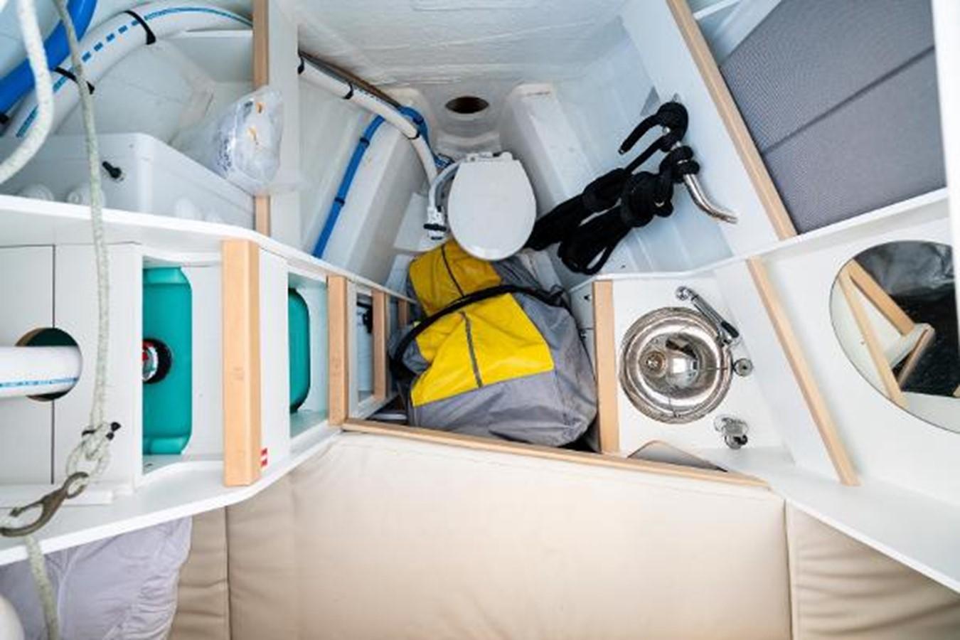 2017 JEANNEAU 54 Cruising/Racing Sailboat 2451695