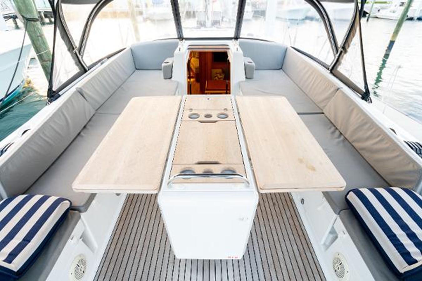 2017 JEANNEAU 54 Cruising/Racing Sailboat 2451696